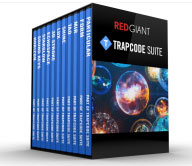 Red Giant Trapcode Suite 15