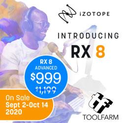 iZotope RX8
