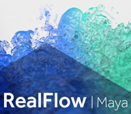 RealFlow | Maya