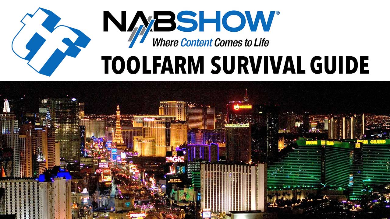 Michele's NAB Survival Guide #NABShow