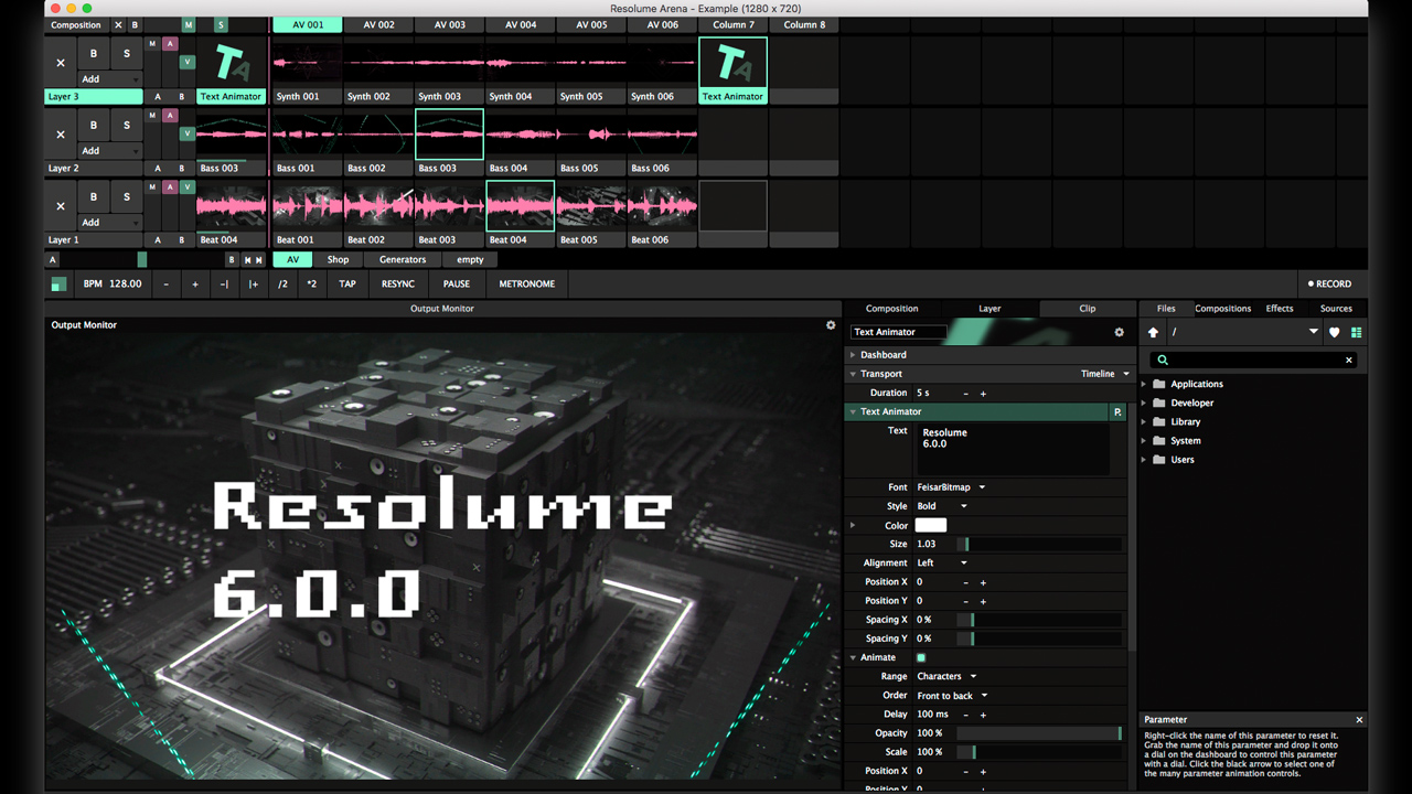 New: Resolume Arena 6 & Avenue 6 - Now Available - Toolfarm