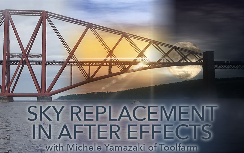 Sky Replacement in After Effects