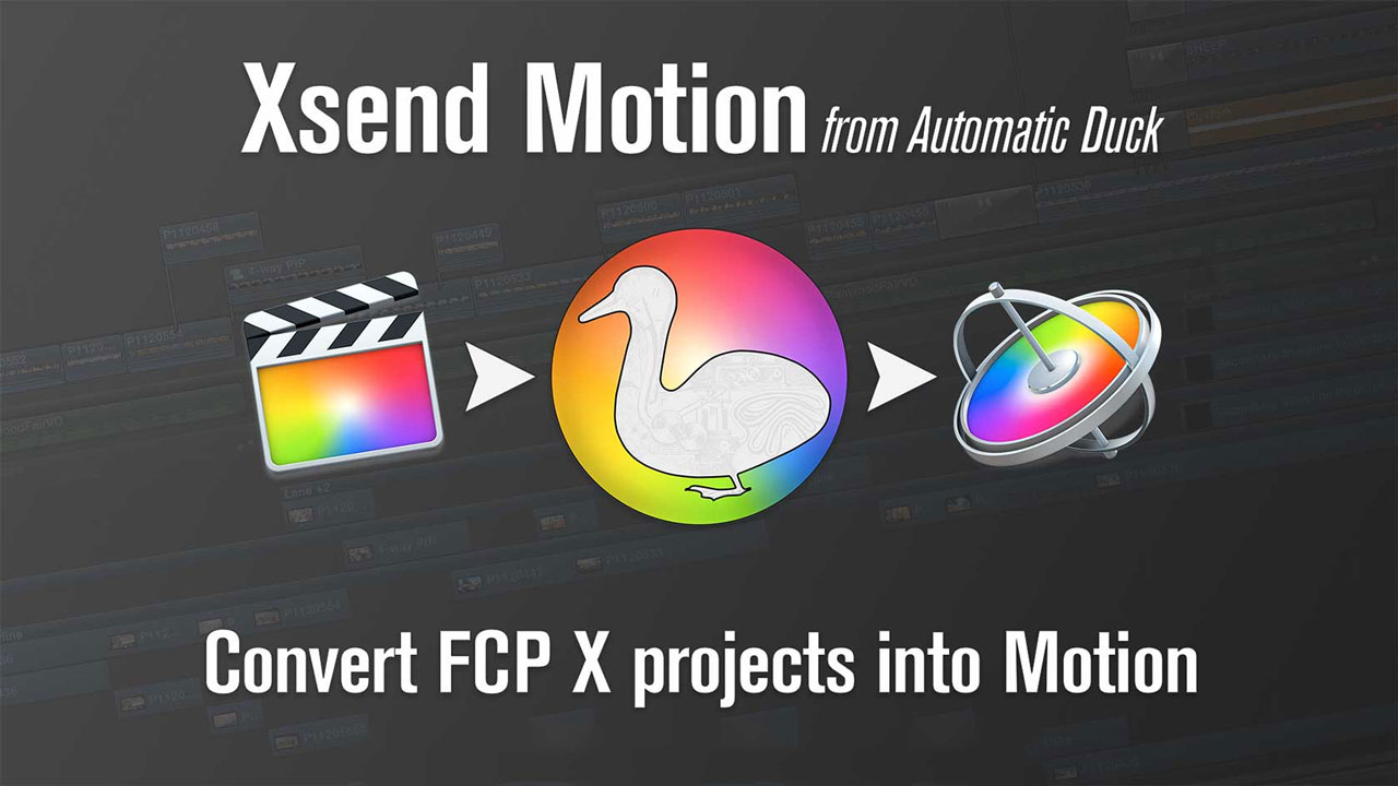 Automatic Duck Xsend Motion tutorial