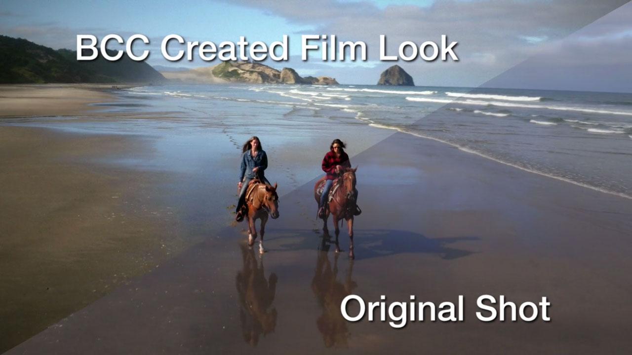 Boris FX | Let's Edit with Media Composer: BCC Film Looks