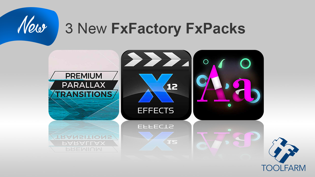 NewBlueFX Titler Pro 6 Now Available, Redshift, Freebies and