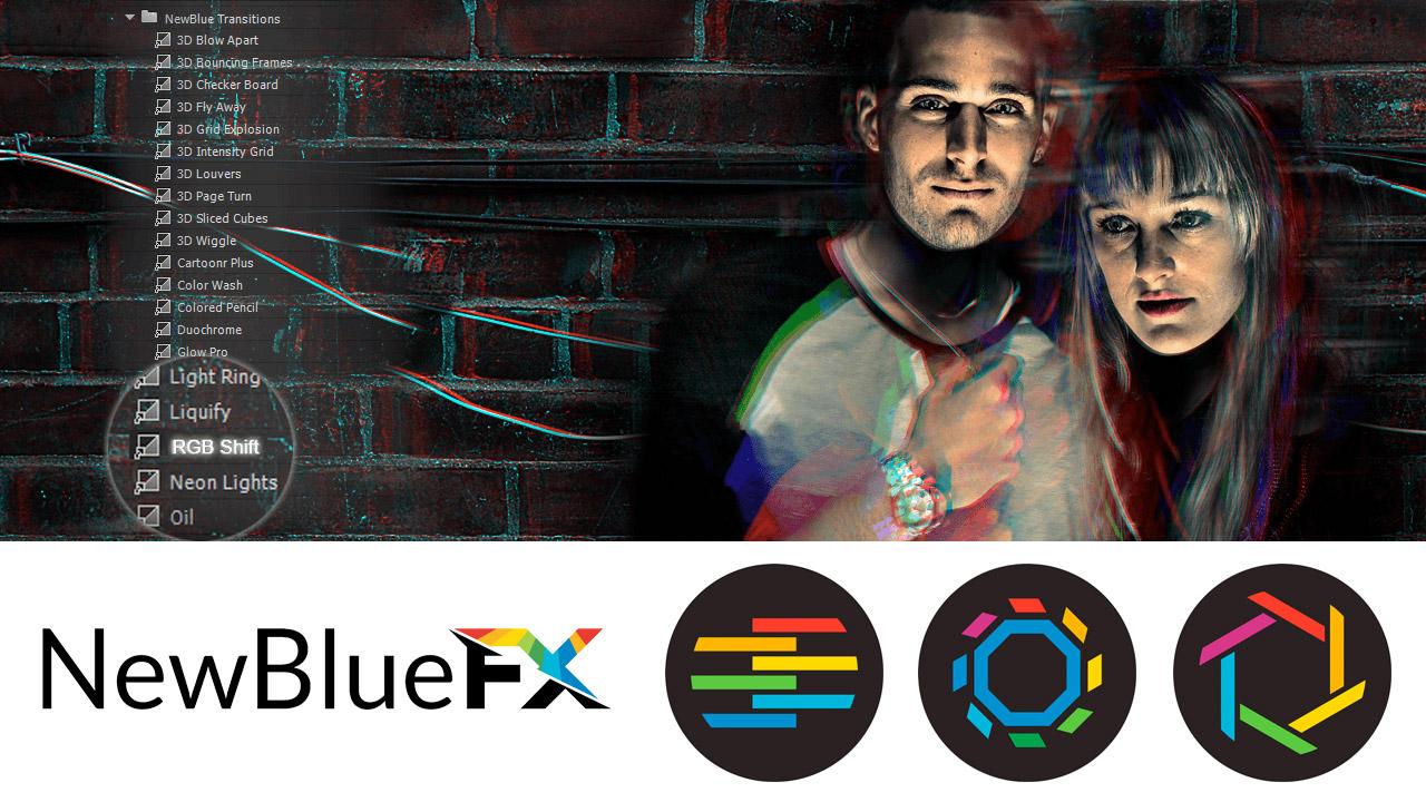 NewBlueFX Essentials – Detailed Walkthrough