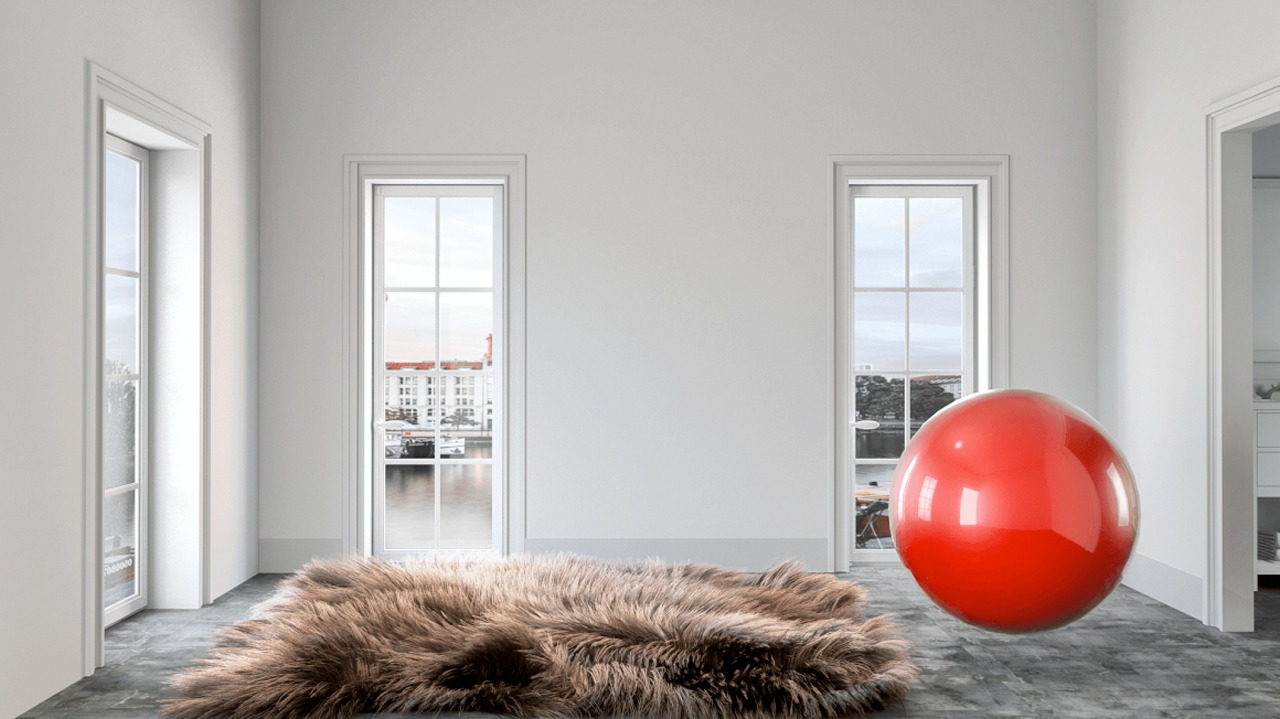 Redshift for Beginners – Interior Lighting with Redshift and Maya