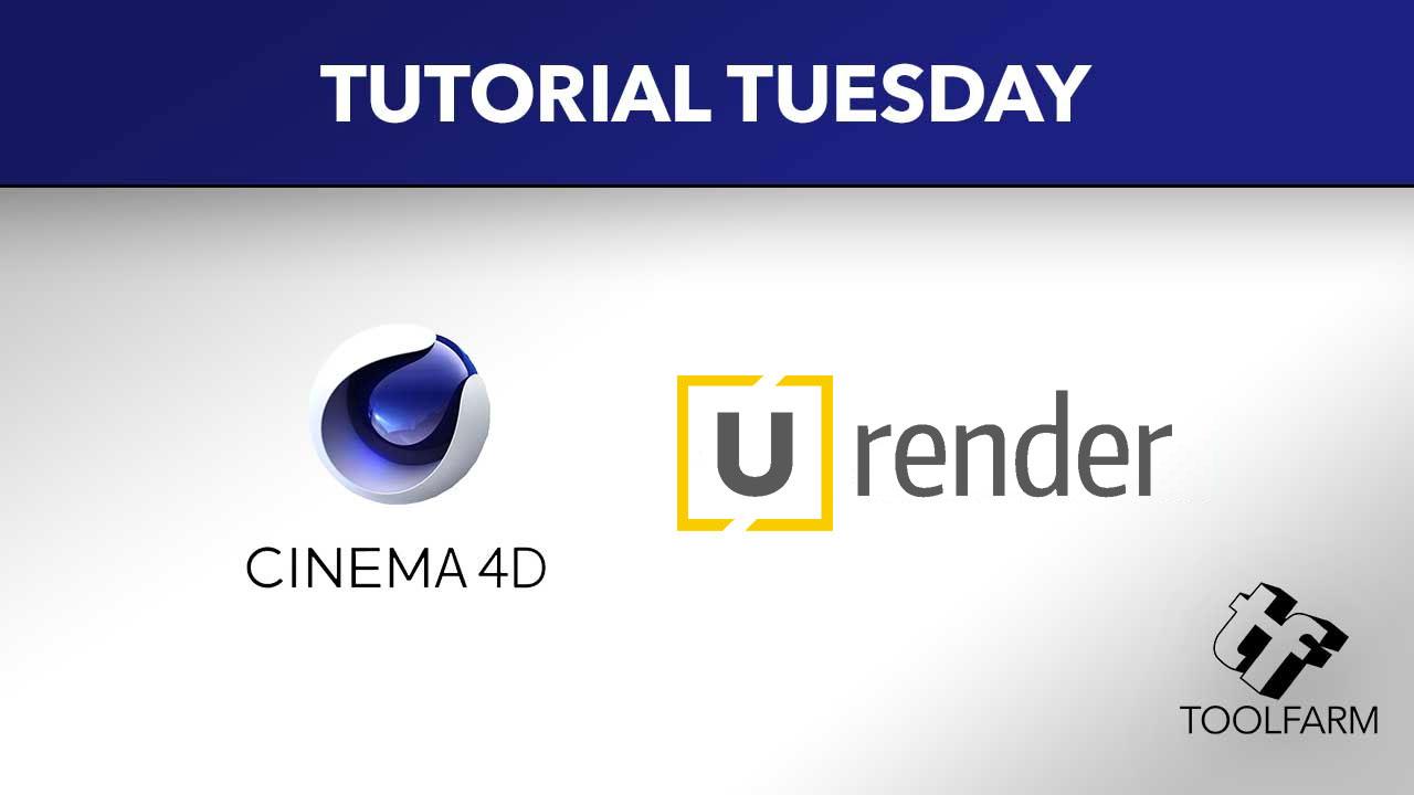 Cinema 4D and U-Render